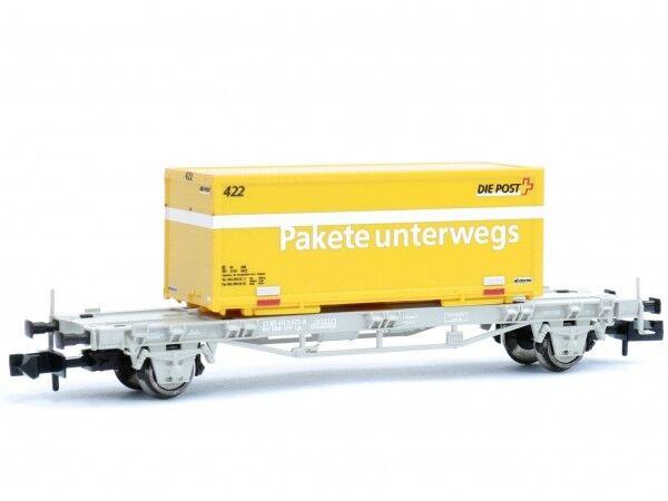 Fleischmann 931485-422 N SBB voiturego Containerwagen  NEU  mit OVP