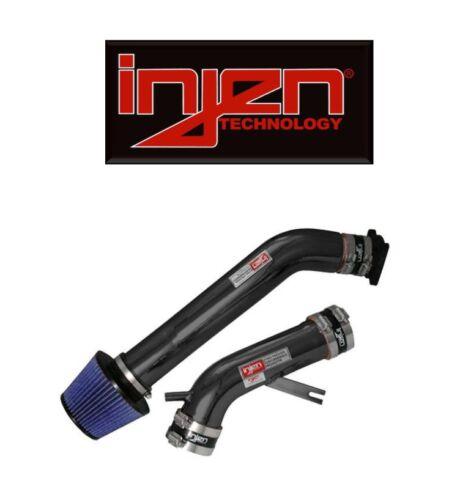 RD1992BLK * Injen Black Cold Air Intake System For Infiniti G35 Sedan V6 3.5L
