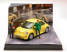 Volkswagen VW New Beetle 1999 Yellow 1:43 Model 1755 VITESSE