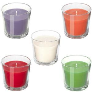 Ikea Kerzen Im Glas ikea sinnlig duftkerze kerze im glas 40std höhe 9 cm nach wahl