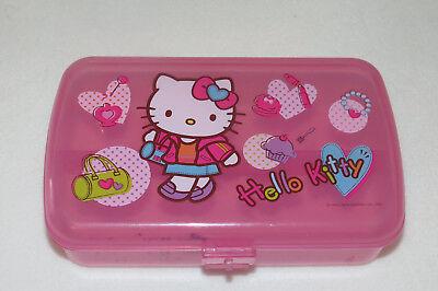 Sanrio Hello Kitty Vinyl Travel Passport Examination Case Holder Dot
