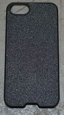 AGENT18 iPhone 5 5S SE Inlay Skateboard Grip Tape/Black Case Cover Very Good 7E