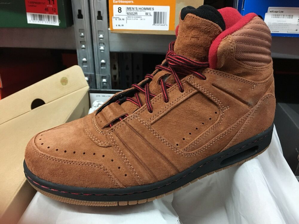Nike Jordan L-Style II 2 Neuf gr:42 us:8, 5 Cognac 407680-202 2 3 4 5 6 7 8 9 10-
