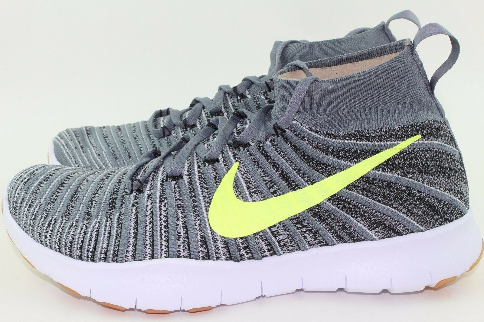 NIKE FREE TRAIN FORCE FLYKNIT MEN Größe Größe Größe 11.0 NEW AUTHENTIC TRAINING COMFORTABLE e0581f