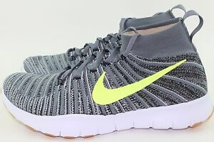 be73ce7b6650 NIKE FREE TRAIN FORCE FLYKNIT MEN SIZE 9.0 NEW AUTHENTIC TRAINING ...