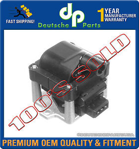 Volkswagen-Ignition-Jetta-CABRIO-GOLF-III-2-0-L-Coil-Pack-Packs-6N0905104