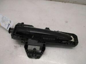 Door Handle Right Rear Handle 040U Black Mercedes-Benz (W204) C 180