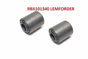 Land Rover Range Classic Discovery 1 Defender Front Panhard Rod Bush Set x2 New