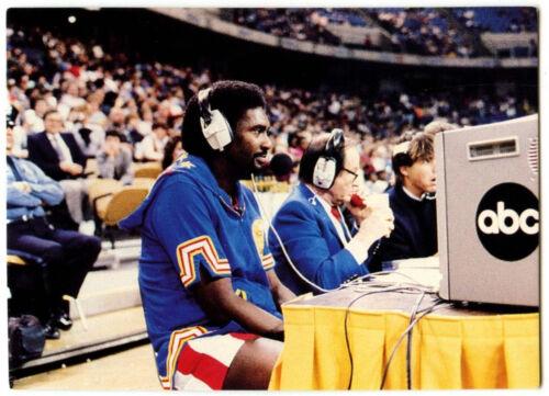 qué multitud #86 Comic Images Harlem Globetrotters 1992 Tarjeta de Baloncesto C603