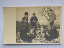TRIESTE BANNE 1929 vecchia cartolina 2