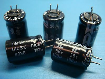 10 475CKR050M 4.7uF 50V 85°C RADIAL ALUMINUM ELECTROLYTIC CAPACITOR