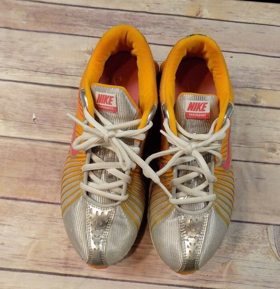 Nike Nike Nike Shox Women's Size US 6.5 orange Running Sneakers e6499f