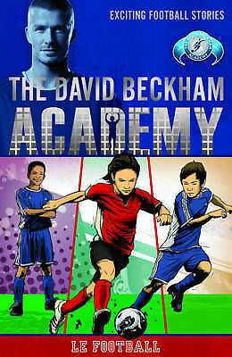 """AS NEW"" Le Football (David Beckham Academy), Loborik, Jason, Book"