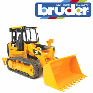 Bruder-Cat-Track-Loader-Construction-Toy-Kids-Childrens-Model-Scale-1-16