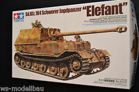 Tamiya 35325, WWII Dt. Sd.Kfz. 184 schwerer Kampfpanzer Elefant 1:35 Neu + OVP