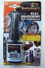 Universal Azul Pegamento Adhesivo hilo Locker Para Metales Latón Aluminio De Acero 10g