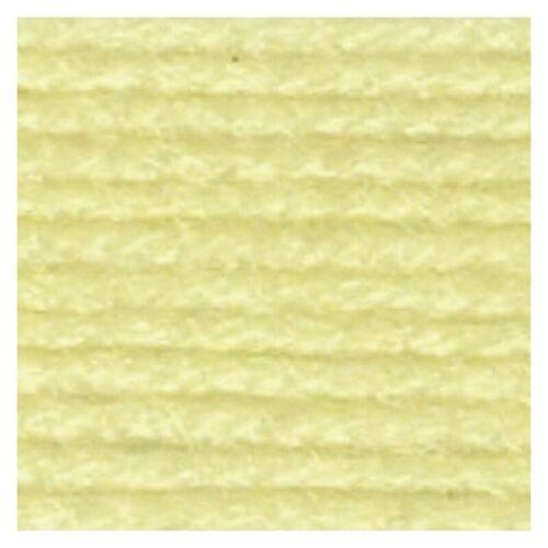James C Brett Suprême Bébé 4 Plis Fil Acrylique Tricot Crochet Craft 100 g Balle