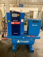 Air Compressor Comp Air L11 80cnc75 Screw Compressor With Dryer