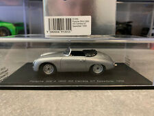 Porsche 356 Speedster Carrera Silver 1//12 Model Car by Spark 12S004