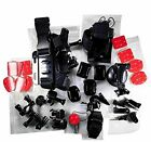 Go Pro Hero Camera Accessory Kit Ultimate Combo 33 Accessories Action Mounts New