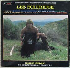 Lee Holdridge 33 Tours Varese Sarabande Charles Gerhardt 1985
