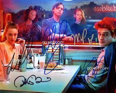 COLE SPROUSE AUTOGRAPHED SIGNED ART PRINT POSTER REPRINT