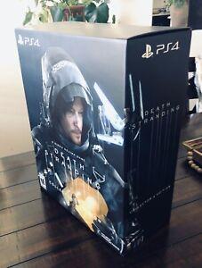 La-mort-echouement-PS4-Collector-039-s-Edition-limitee-boite-uniquement-pas-de-jeu-Kojima-Produ