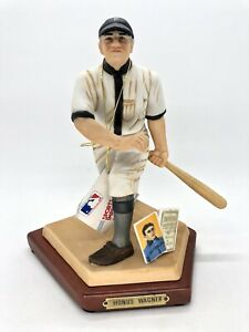 Honus-Wagner-Pittsburgh-Pirates-Sports-Impression-Figure-COA-ORIG-BOX-WAGNER-COA