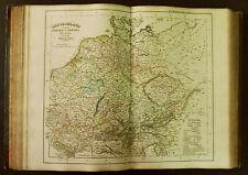 1854c,SPRUNER ATLAS:GERMANIA - DEUTSCHLAND.TAV III.Under der RAISERN ETNA