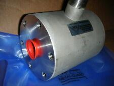 Flow Technology Inc Fm 24sbxbuleas4 Turbine Flow Meter 30mm Bore 6 Bolt 4 14