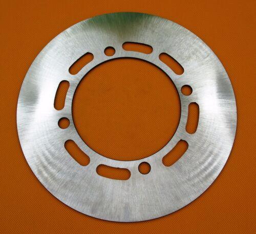 2PCS Front Brake Disc Rotor For YAMAHA ATV YFM 660 Grizzly 660 YFM660 2002-2008