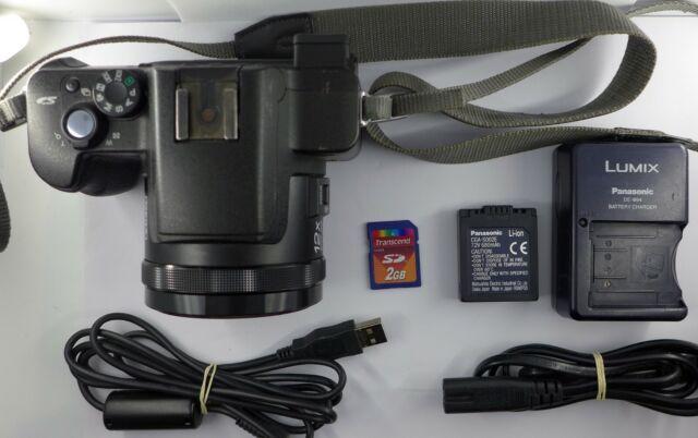 BATTERIA per Panasonic Lumix dmc-fz28 DMC-FZ 28 CE-S