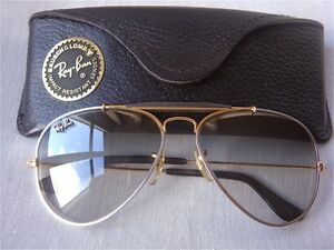 30374d0a329a0 ... spain image is loading vintage ray ban precious metals 24k bl blue  640df 2af73