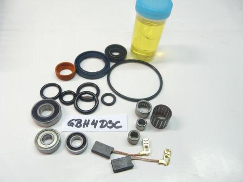 Bosch GBH 4 DSC Wartungset !!!! Reparatursatz Verschleissteilesatz