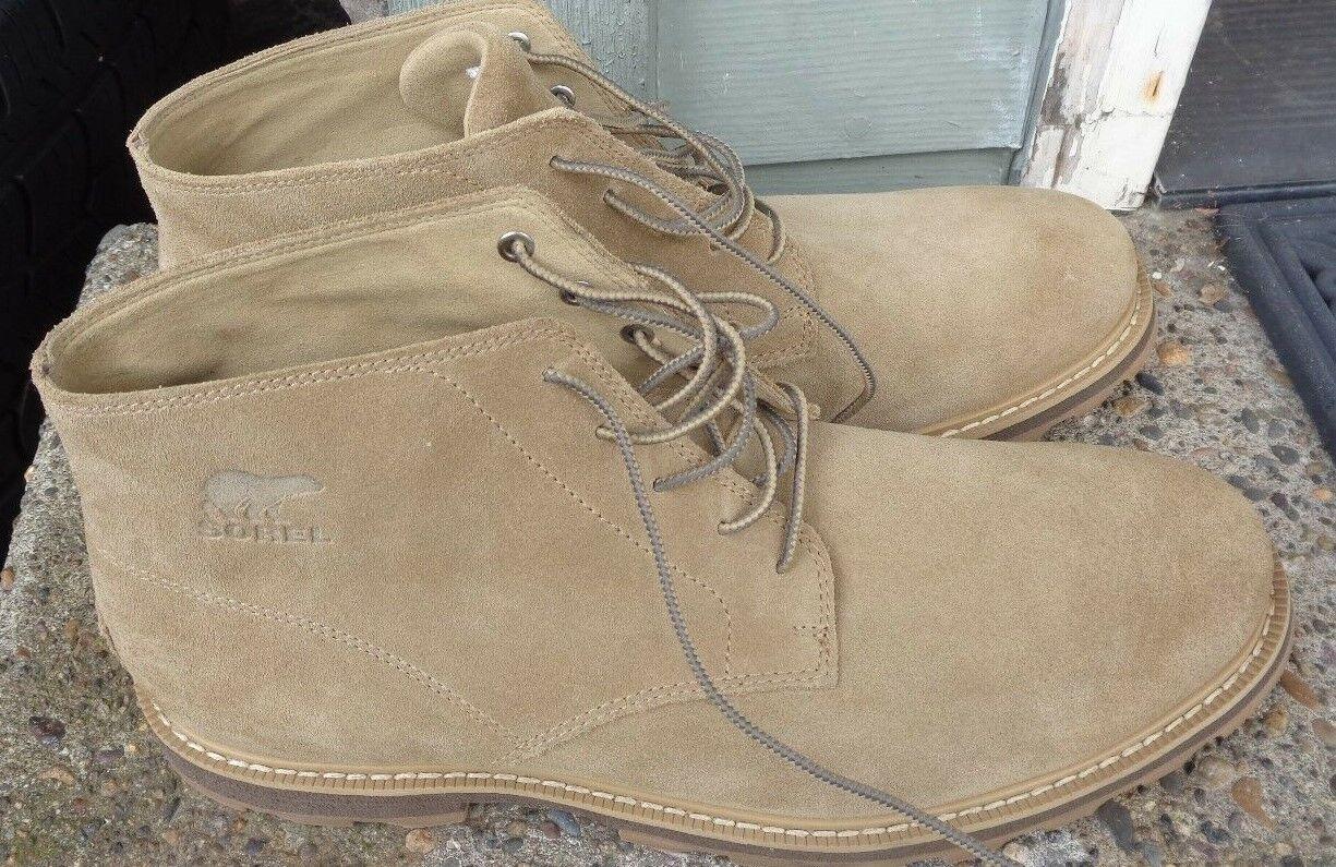 Garanzia del prezzo al 100% Sorel Sorel Sorel Uomo Madson Ankle stivali Marrone (Crouton 243) New  autorizzazione