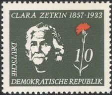 Germany 1957 Clara Zetkin/Patriot/Socialism/Marxism/Women's Day/People 1v n45052