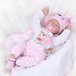 12-034-Newborn-Baby-Clothes-Reborn-Doll-Baby-Girl-Clothes-NOT-Included-Doll