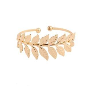 Fashion Jewelry Open Leaf Bracelets