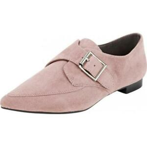 Echt Beige rot Leder Schuhe Slipper 37 Damen Neu Rosé Veloursleder Heine Halb wn8qgIxR