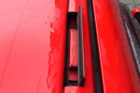 Beta-102 Roof Rack Cross Bars Aero 120cm Seat Skoda Vauxhall VW