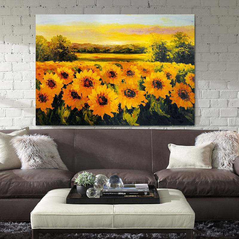 3D Sonnenblueme Fototapeten Wandbild Fototapete BildTapete Familie AJSTORE DE
