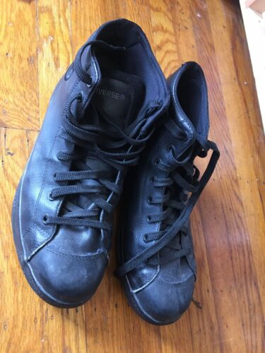 Converse Safety Chucks Wore 1 Shift. ASTM F2413-05