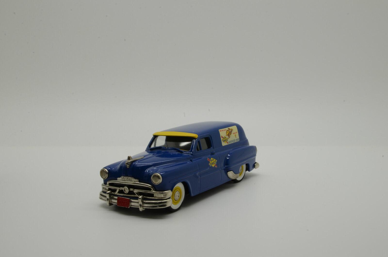Pontiac sedan delivery  sunoco  brooklin brk.31b 1953 1   43