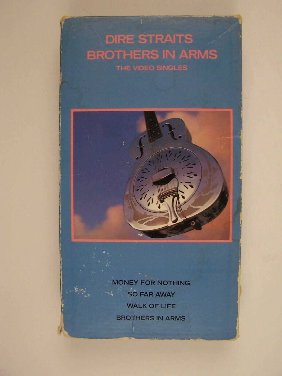 Dire Straits Brothers in Arms VHS 75993811933