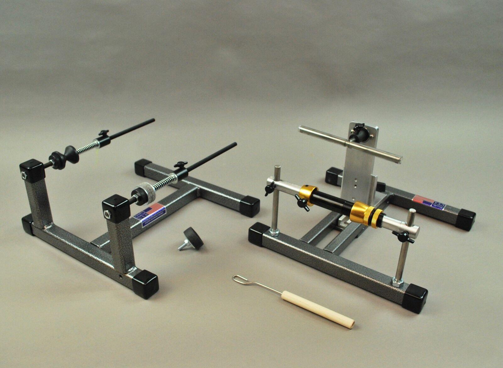 Reel Winder II  Super Spooler for holding line and spooling reels