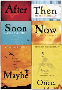 Once-Then-Now-After-Soon-Maybe-Morris-Gleitzman-Collection-6-Books-Set