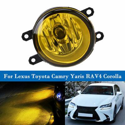 Toyota Prius 2012-2016 Fog Light Lamp Passenger Side No Motor Insurance Approved