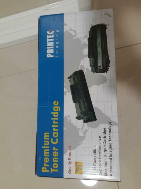 1x Opened compatible Samsung premium black toner cartridge