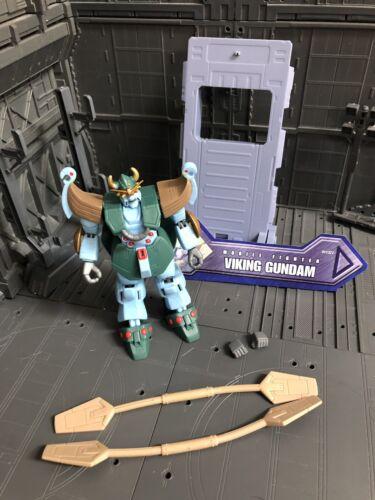 Bandai Mobile Suit Fighter G Gundam Viking Gundam Action Figure Msia Lot