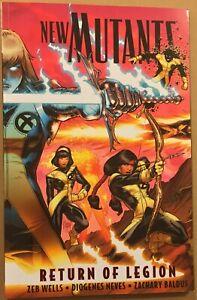 New-Mutants-Vol-1-Return-of-Legeion-NM-tpb-Wells-Neves-Marvel